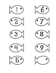 adventures in tutoring and special education fishy numbers