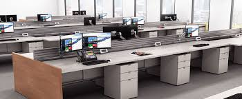 trading desk furniture for sale lacour inc putting technology in its place