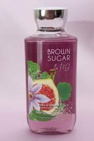 lot 1 brown sugar fig bath body works shower gel body wash 10 fl