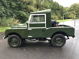 land rover series 1 1958 land rover series 1 mathewsons