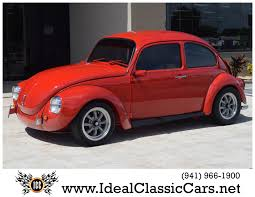volkswagen beetle classic for sale used 1971 volkswagen super beetle custom venice fl for sale in