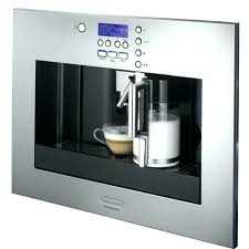Miele Built In Coffee Maker Built In Coffee Machine Ob Obsidian