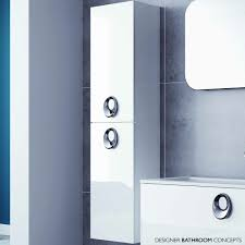 adriatic designer tall bathroom cabinet mh35 2