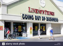 naples florida linens u0027n things store franchise chain going out of