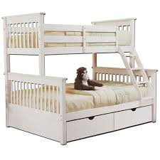 bunk bed measurements converts to one twin single and one full double size bed size