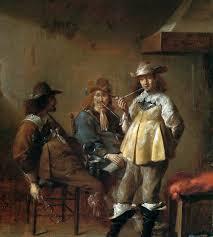olis jan soldiers in a interior sun olis jan dutch painter ca