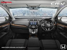 honda indonesia honda cr v