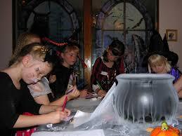 Black Light Halloween Party by The Hall Family Photoblog October 2007 David Joan Svea