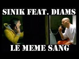 Le Meme Sang - sinik diams le m礫me sang youtube