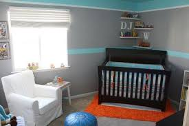 Baby Nursery Decor Lucas Baby Boy Nursery Color Ideas Sample - Baby boy bedroom paint ideas