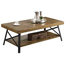 Rustic Coffee Tables And End Tables Amazon Com Better Homes And Gardens Rustic Country Coffee Table