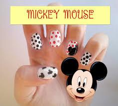 mickey mouse nail art nail perfection youtube