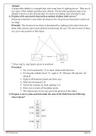 surveying module i introduction to surveying