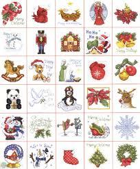 engelbreit ornaments counted cross stitch kit diy