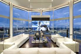 Luxury Interior Design Thames Riverside Luxury Penthouse Apartment Idesignarch