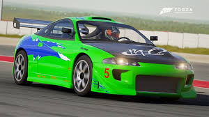 mitsubishi eclipse fast and furious igcd net mitsubishi eclipse in forza motorsport 6