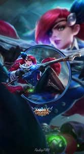wallpaper mobile legend for android mobile legends lesley wallpaper 99 android
