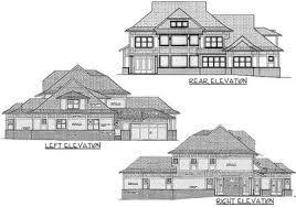 prairie house plans neo classic prairie house plan 9378el architectural designs