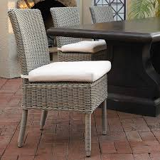 padma s plantation outdoor boca dining chair in kubu grey