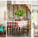 country dining room ideas country french inspired dining room
