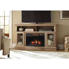 Fireplace Console Entertainment by Home Decorators Collection Hawkings Point 59 5 In Rustic Media