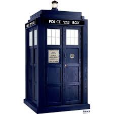 Tardis Bookcase For Sale Advanced Graphics Tardis Doctor Who Cardboard Stand Up U0026 Reviews