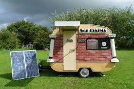 vintage caravan solar panels u003d world u0027s smallest green movie