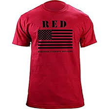 black friday tshirts amazon com remember everyone deployed red friday flag military t