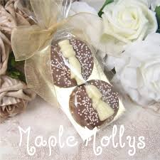Wedding Favors Uk by Chocolate Wedding Favours Wedding Favours Maple Molly S