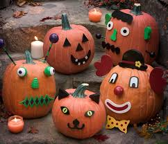 13 kid friendly halloween pumpkin decorating ideas inhabitat