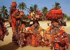 tribes who still inhabit the dank forests of india