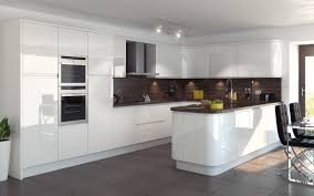 high gloss kitchens cameo kitchen design in line gloss white