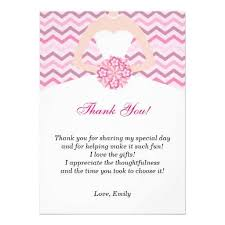 bridal shower thank you template bridal shower thankyou