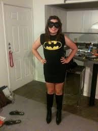Batman Batgirl Halloween Costumes Rants Quirky Diy Batman Batgirl Costume