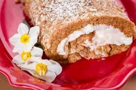 carrot cake jelly roll swiss roll beyondceliac org