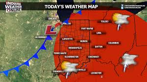 weather map chicago today s weather map indianaweatheronline