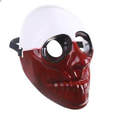 Payday Halloween Costume Scary Clown Mask Awesome Halloween Party Fun
