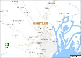 map usa alabama whistler united states usa map nona net