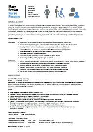 Resume Template Word 2007 Registered Nurse Resume Template Word 2007 Download Nursing 9