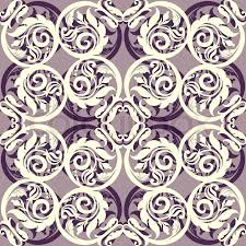 abstract backgrounds damask ornament classic seamless pattern