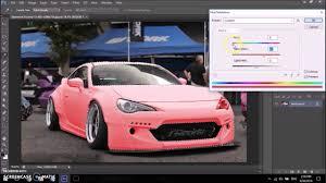 Custom Window Tint Designs Toyota Gt86 Rocket Bunny Full Colour Change Window Tint Youtube