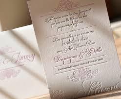 einladungen hochzeit g nstig tag einladungen hochzeit letterpress by letterart