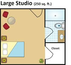 250 Square Foot Apartment Floor Plan sq ft studio apartment layout ideas gudgar com imanada design your