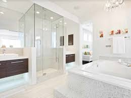 Contemporary Tile Bathroom - accents contemporary modern bathroom white tile bathroom decor
