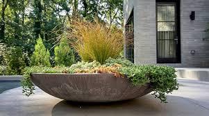consideration large royal blue ceramic planters modern ceramic
