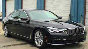 bmw 7 series review 2016 bmw 7 series 750i review start up exhaust