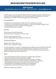 curriculum vitae for students template observation resume pediatric nurse resume