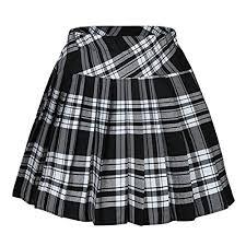 plaid skirt women s plaid skirt