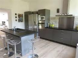 idee deco cuisine grise exceptional idee déco cuisine grise 10 indogate salle a manger