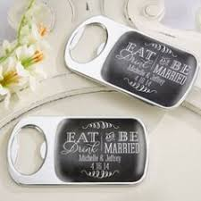 wedding favors unlimited personalized tides silver bottle opener bottle wedding